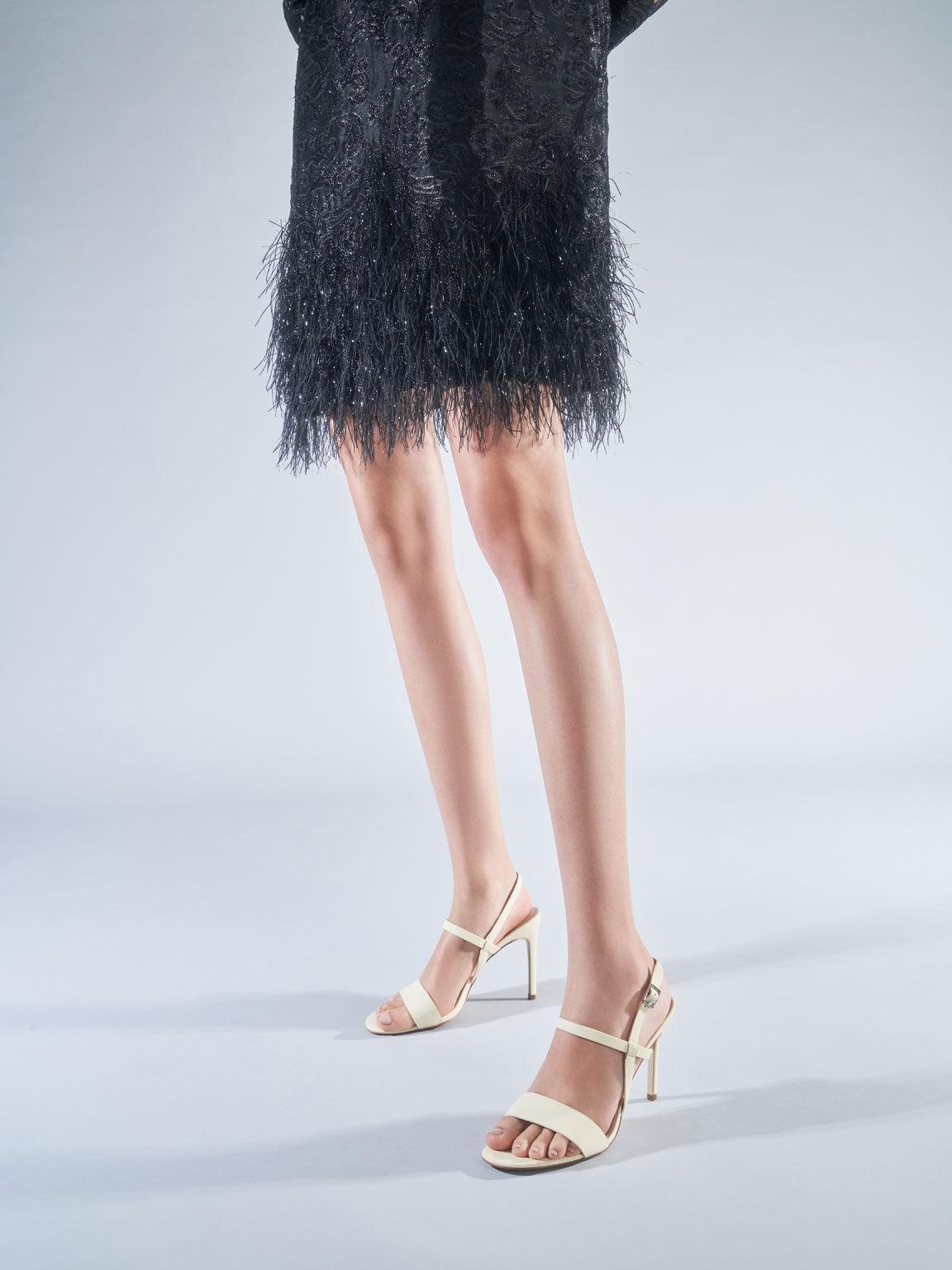 Sandal Bertumit Slingback, Chalk, hi-res