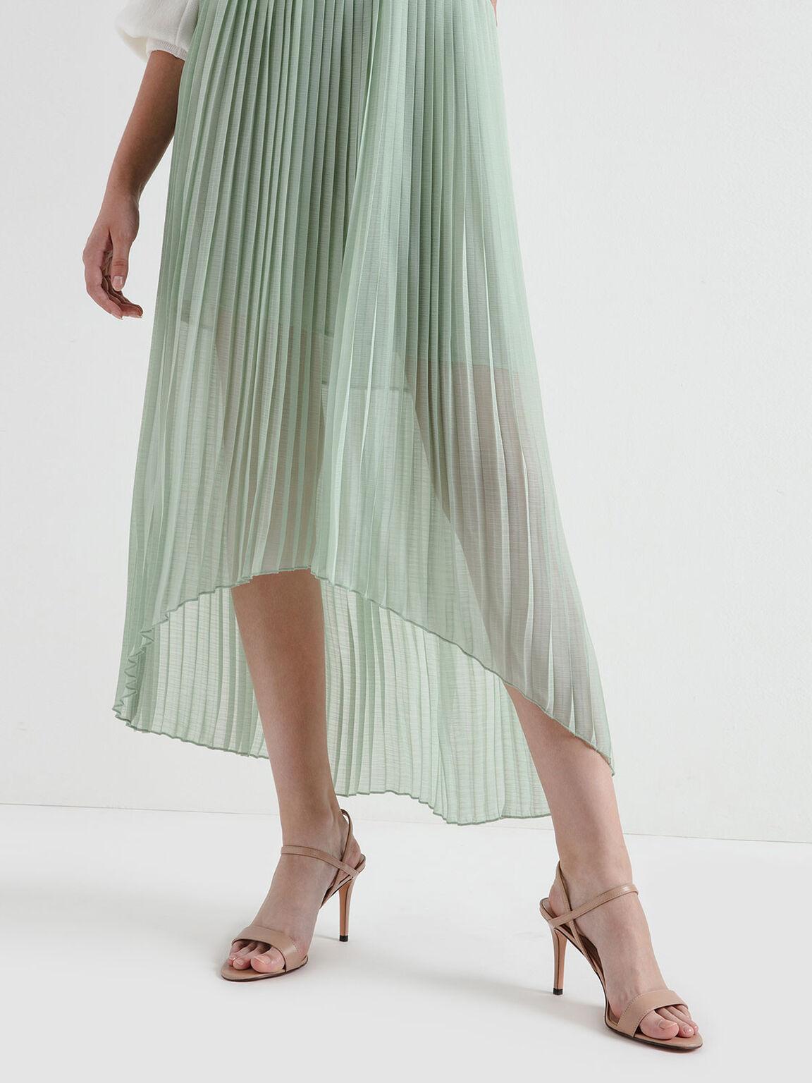 Sandal Classic Stiletto Heel, Nude, hi-res