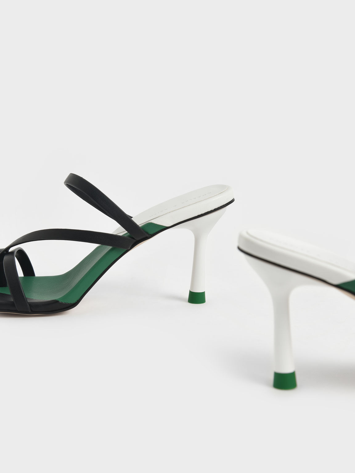 Strappy Toe Ring Sandals, Multi, hi-res