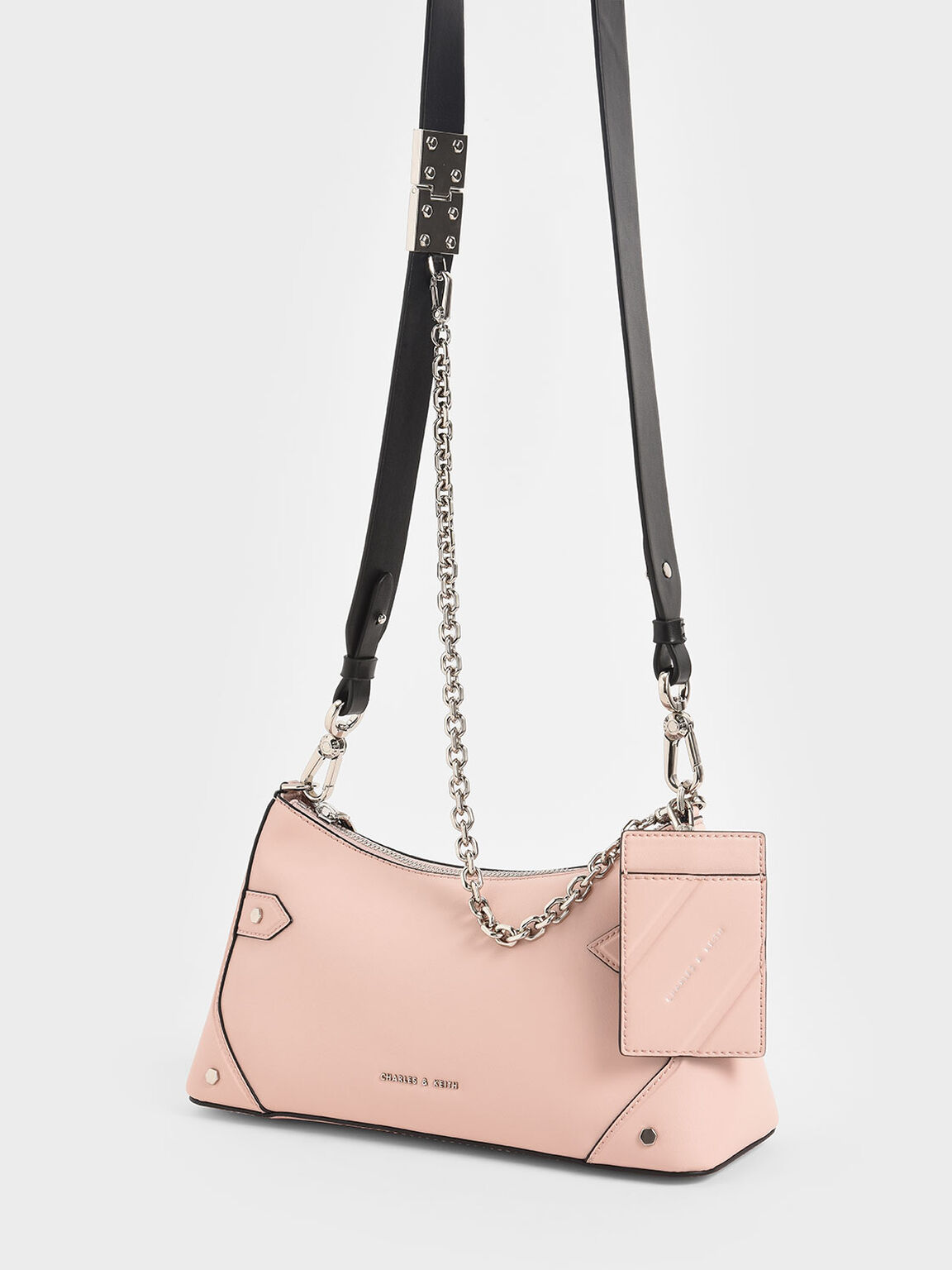 Tas Chain Handle, Pink, hi-res